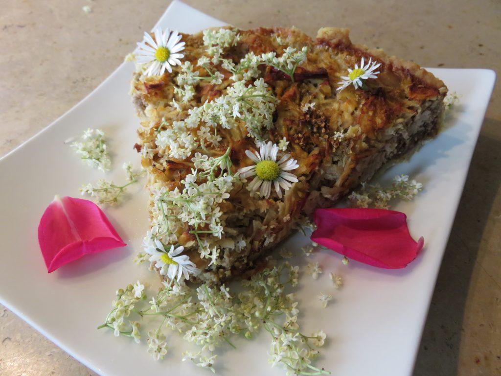 croquez la nature cuisine plantes sauvages saine