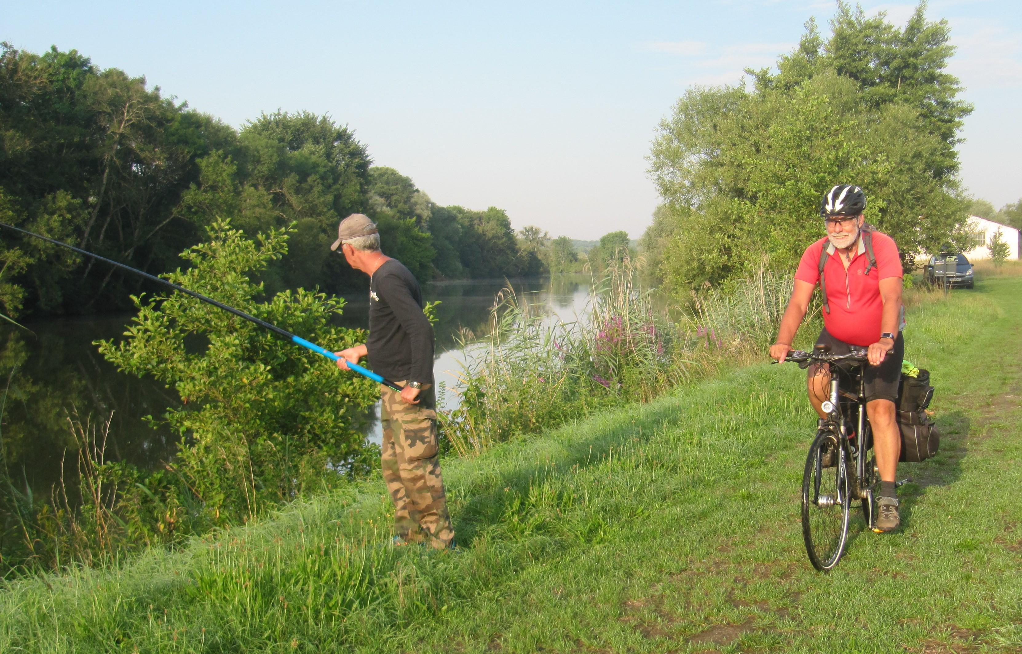 Klaus vélo vesoul val de Saône