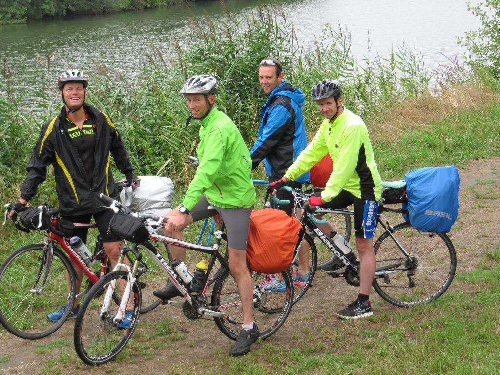 Les belges location de 4 vélos